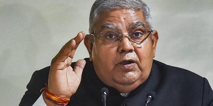 west bengal governor, jagdeep dhankar