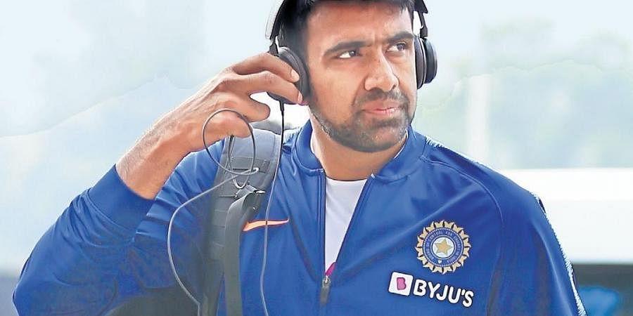 India spinner Ravichandran Ashwin