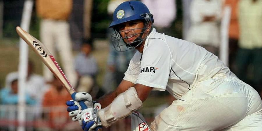 Former Indian skipper Rahul Dravid