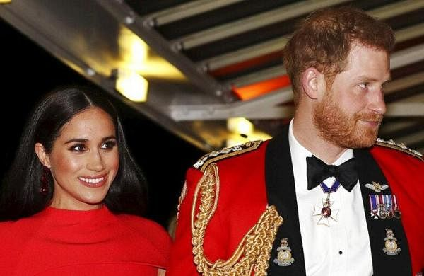 Prince Harry, Meghan Markle may reunite with British royal family for first time since 'Megxit'- The New Indian Express