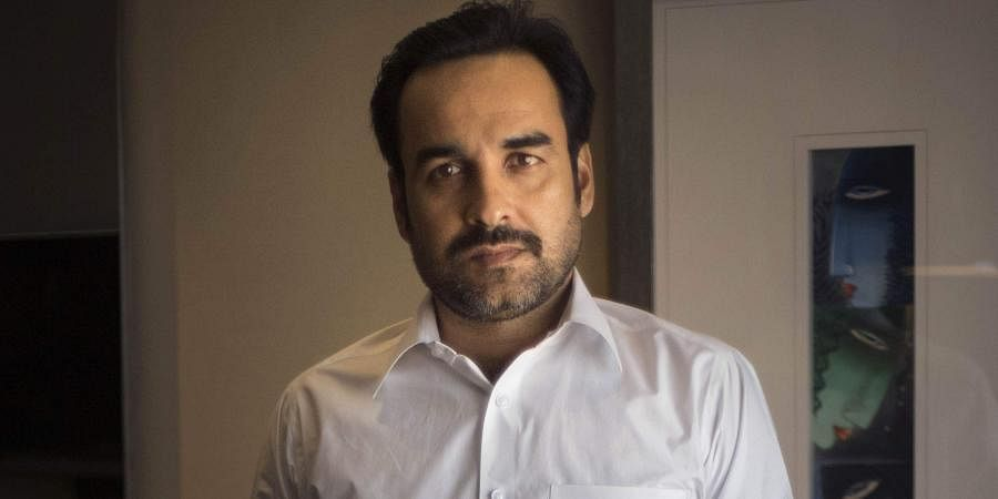 Bollywood actor Pankaj Tripathi