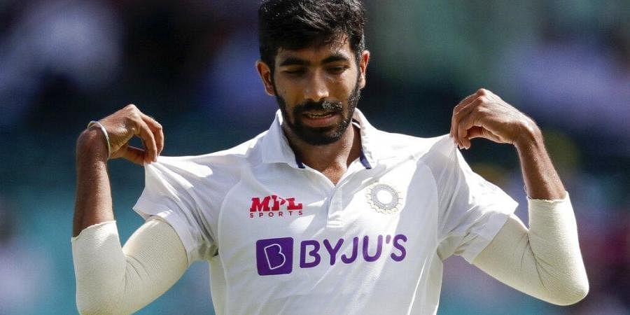 India's Jasprit Bumrah. (Photo | AP)