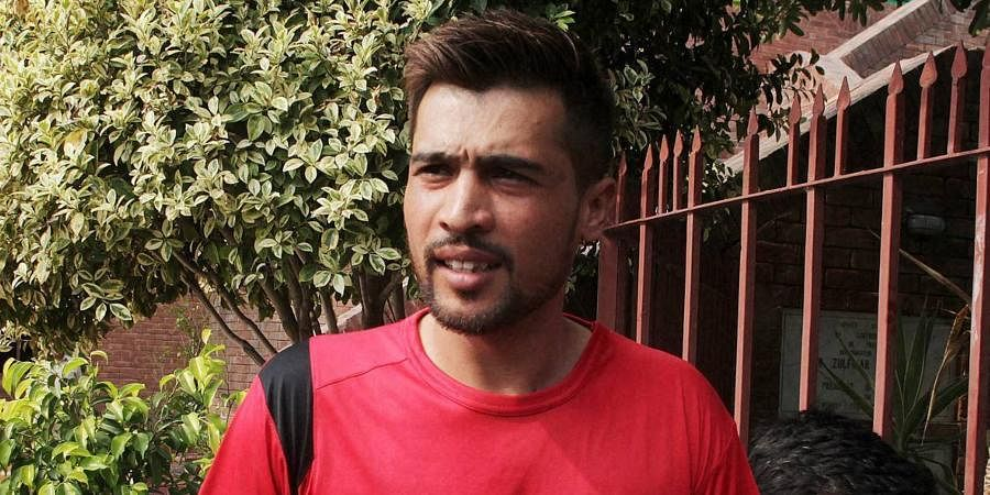 Former Pakistan pacer Mohammad Amir