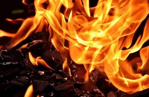 Fabric factory gutted in major fire in Maharashtra