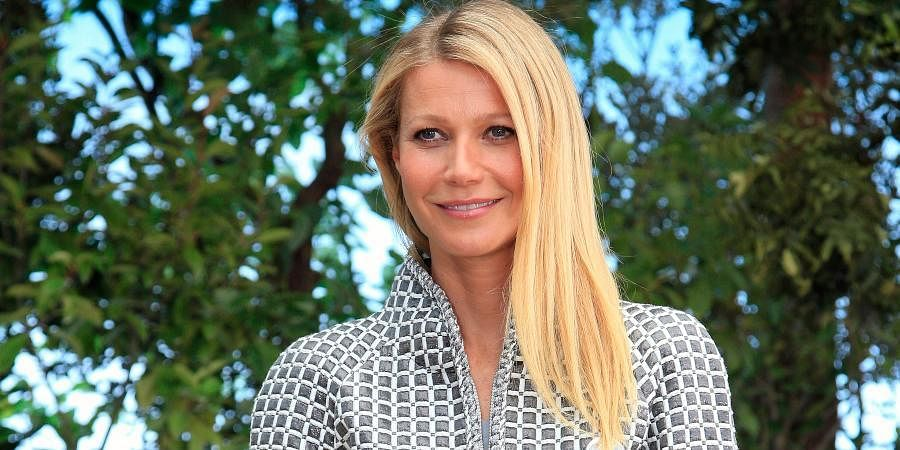 Hollywood actress Gwyneth Paltrow