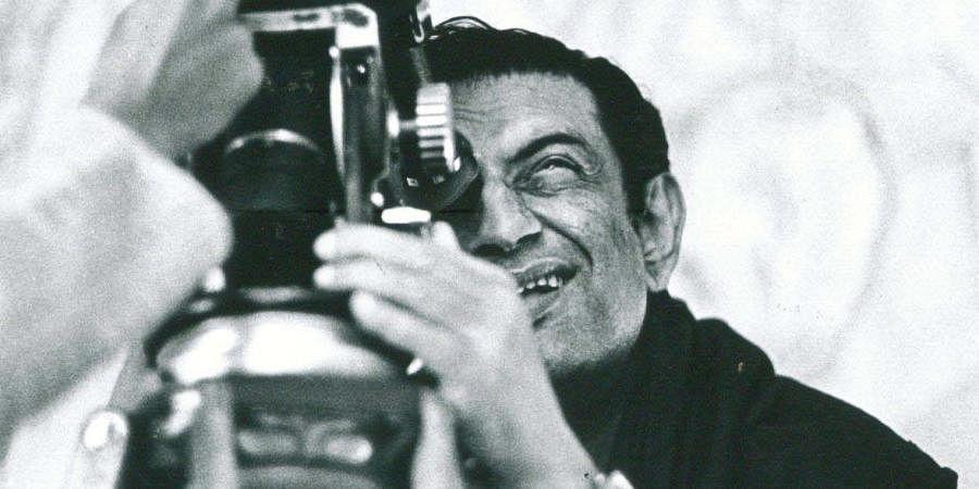 Legendary filmmaker Satyajit Ray
