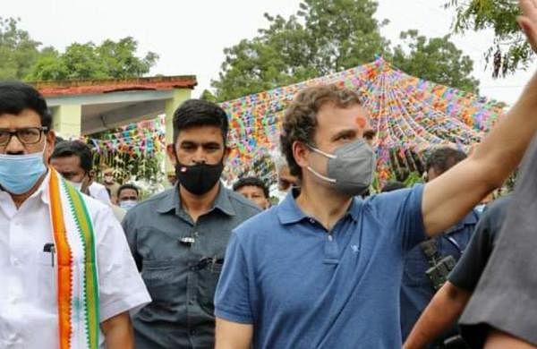 Union Government will be forced to take back farmlaws, saysRahul Gandhi in Tamil Nadu