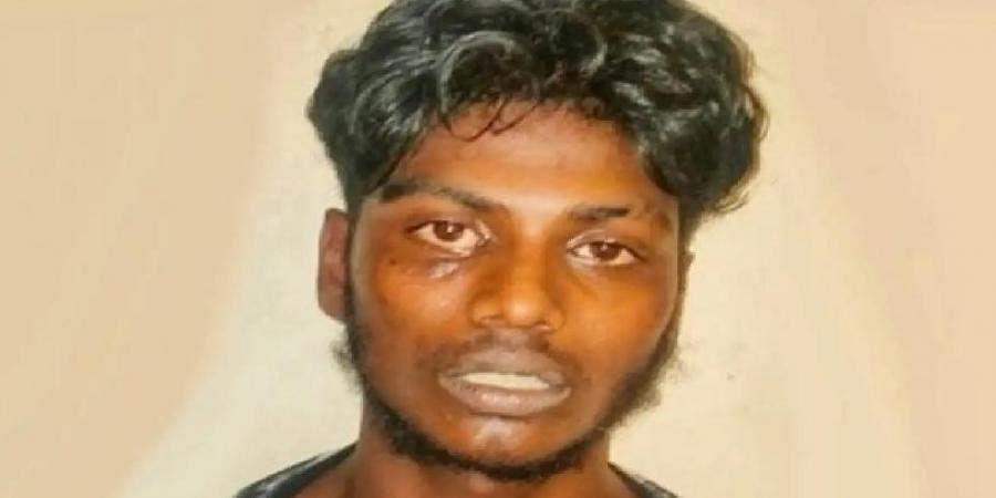 Wanted criminal Vadival Vineeth (Photo | Express)