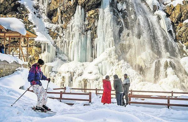 Coldest night of last 30 years freezes Srinagaryears