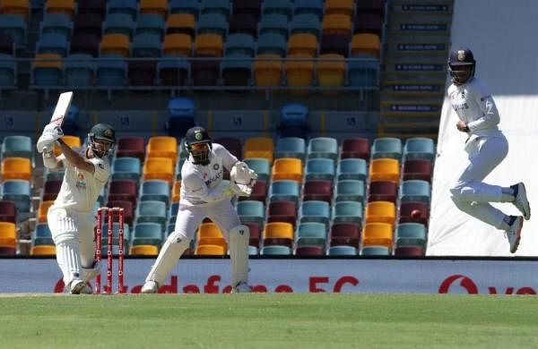 Fourth Test: Washington Sundar gets Smith but Labuschagne takes Australia to 154/3 at tea
