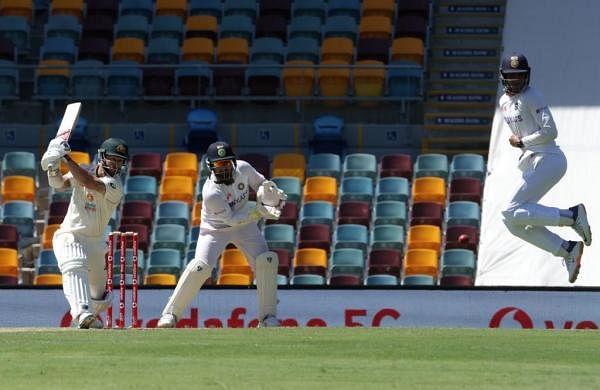 Fourth Test: Washington Sundargets Smith but Labuschagne takes Australia to 154/3 at tea