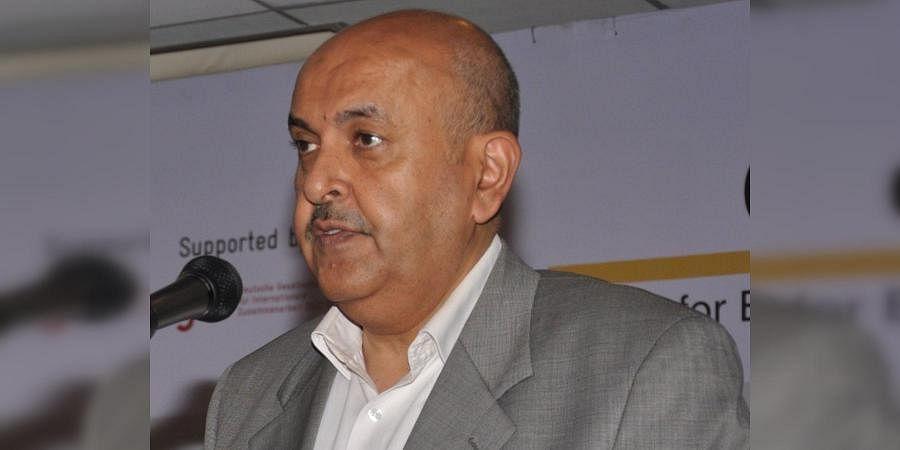 Petroleum Secretary Tarun Kapoor
