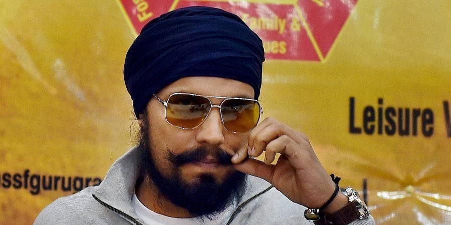 Bollywood actor Randeep Hooda