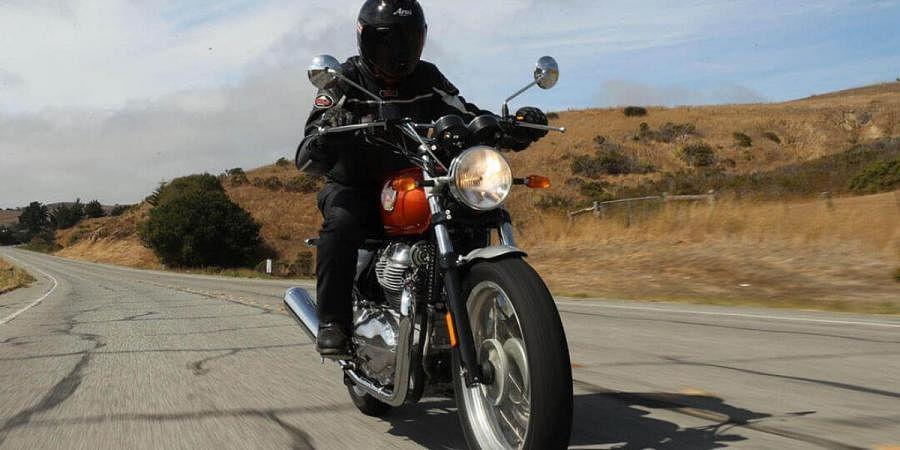 Royal Enfield 650cc Interceptor