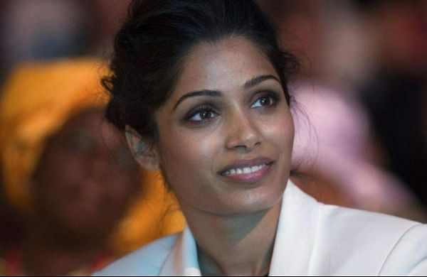 'Slumdog Millionaire' star Freida Pinto to play World War II spy Noor Inayat Khan in new series