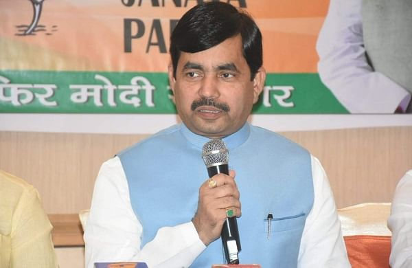 BJP names Shahnawaz Hussain its MLC candidate from Bihar