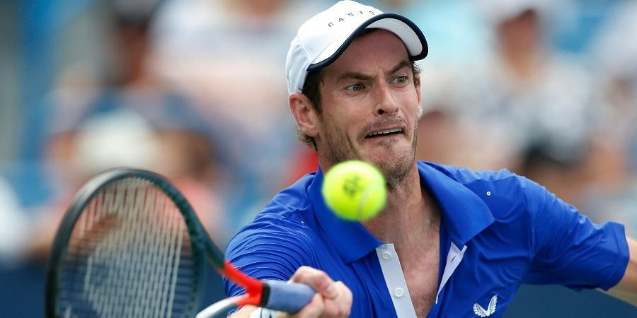 Former ATP World Number One Andy Murray