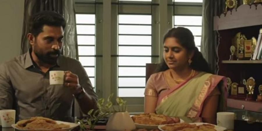 The Great Indian Kitchen' review: Nimisha and Suraj power this stark portrait of reality- The New Indian Express