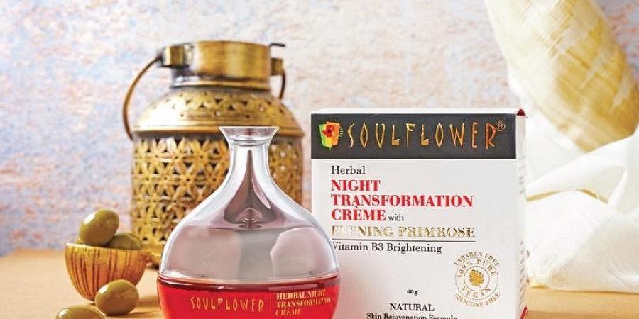 Soulflower treatment cream.