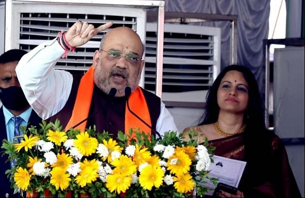 Union Minister Amit Shah says farm laws will be implemented soon, assures doubling of farmers income