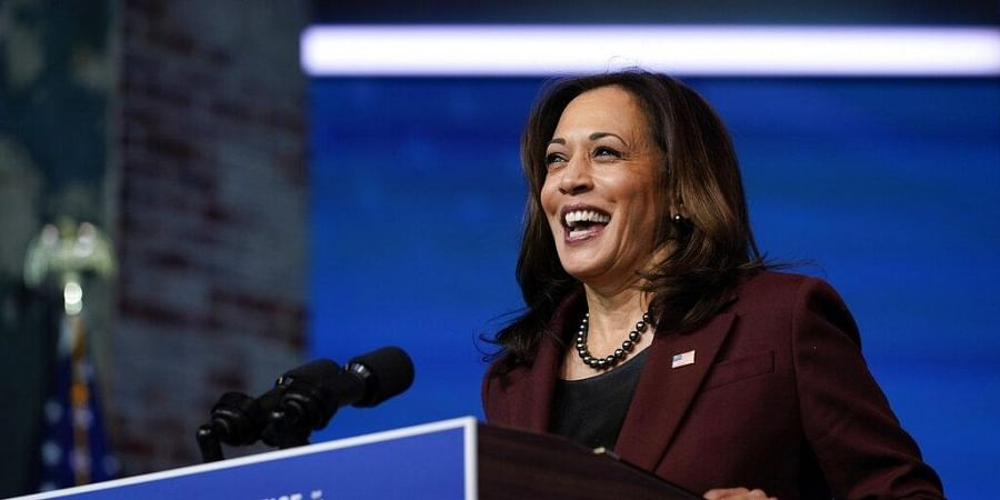 Vice President-elect Kamala Harris. (Photo | AP)