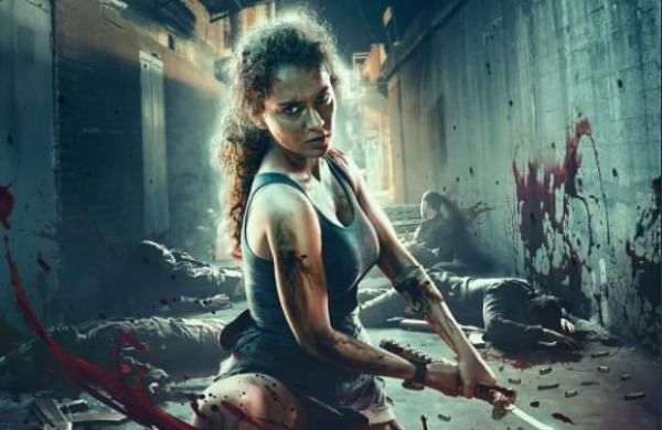 Kangana Ranaut-starrer 'Dhaakad' to release on October 1