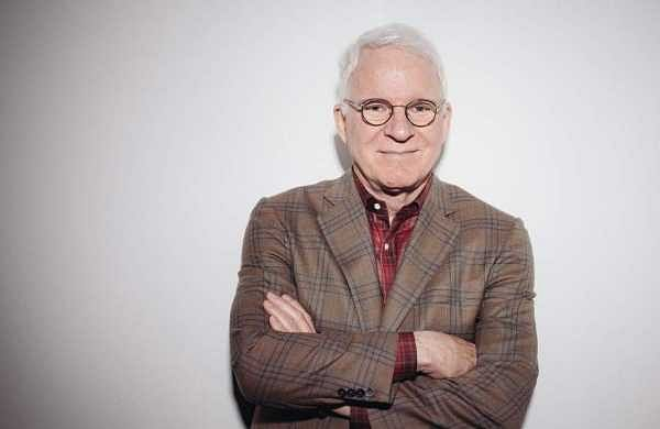 Steve Martin tweets about his COVID-19 vaccination, reminds fans he's old