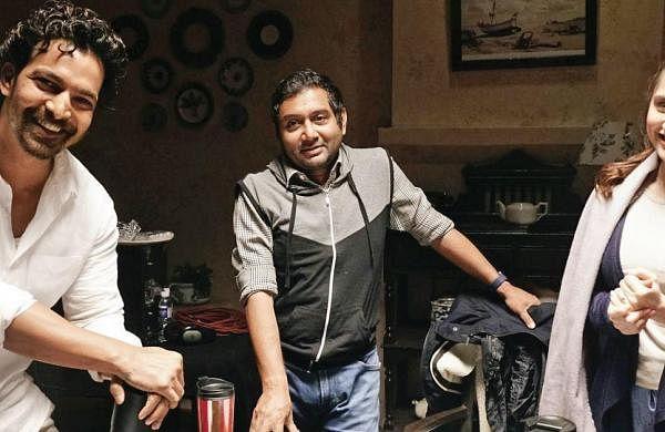 Harshvardhan Rane, Sanjeeda Shaikh wrap up Kun Faya Kun