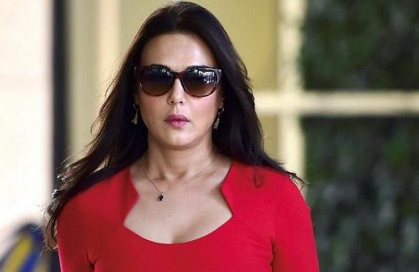 Preity Zinta receives second jab of COVID vaccine, urges people to get vaccinated