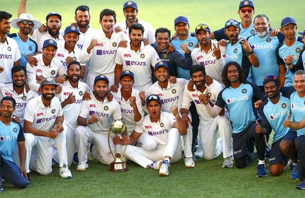 Don't know how to describe this victory, just proud of all the boys: Ajinkya Rahane