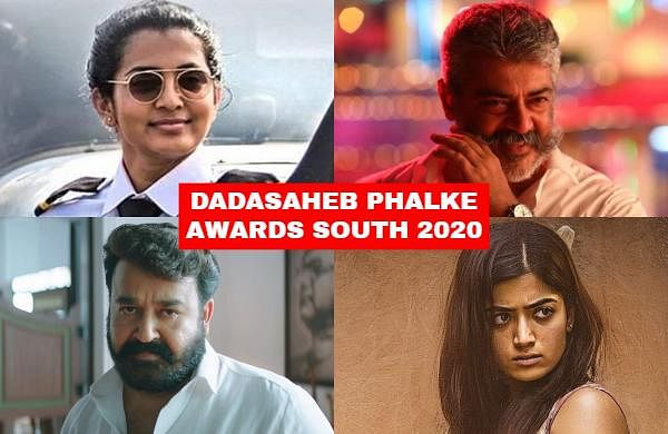The winners of Dadasaheb Phalke Awards South 2020 were announced recently. Check out the complete list of winners from Kollywood, Tollywood, Mollywood and Sandalwood.