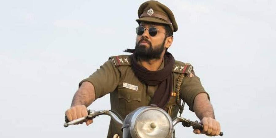 Best Actor: Rakshit Shetty (Avane Srinamnnarayana)