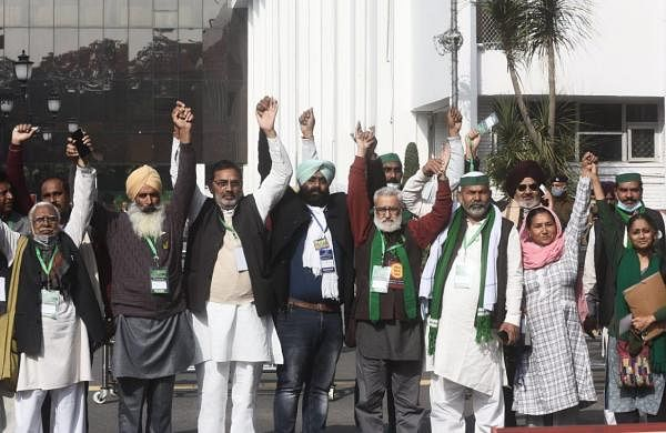 Farmer Unions raise NIA summons issue at 10th round of talks, stick to demand of complete repeal of three farm laws
