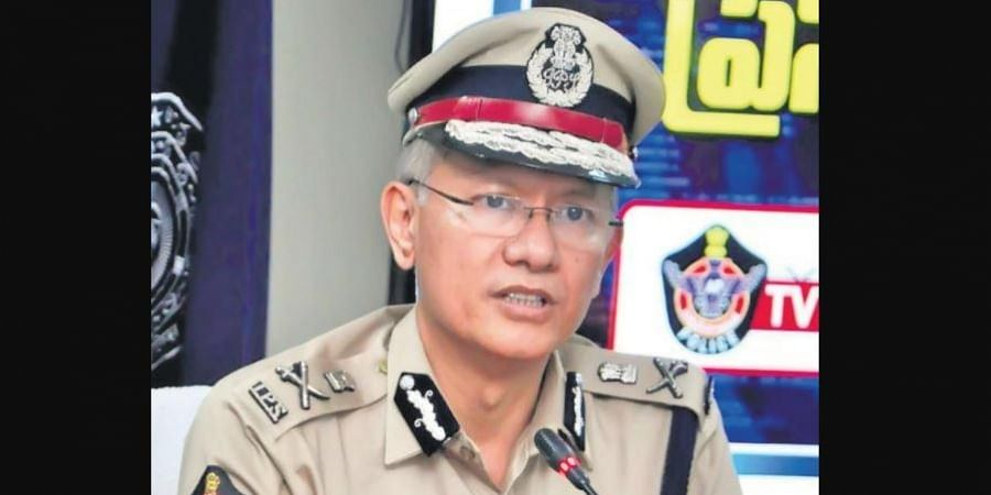 DGP Gautam Sawang