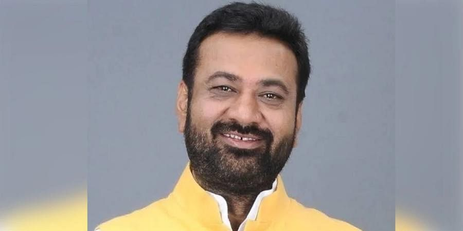 Rajasthan Congress MLA Gajendra Singh Shaktawat
