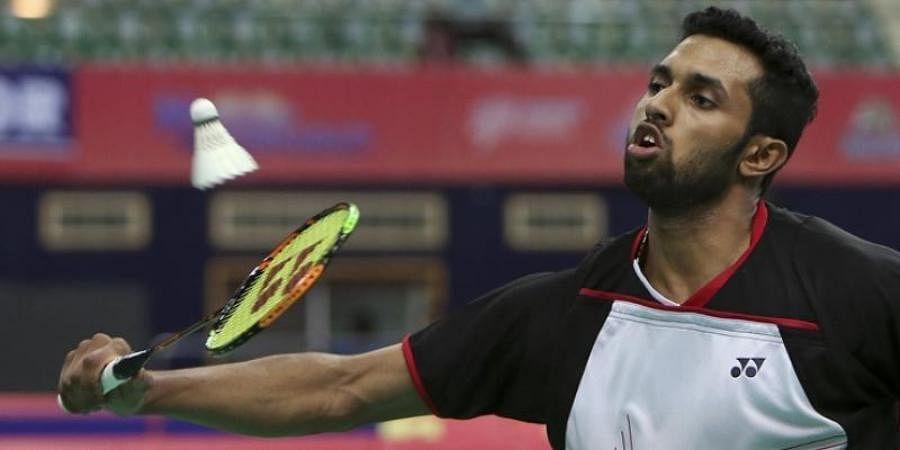 Indian badminton star HS Prannoy