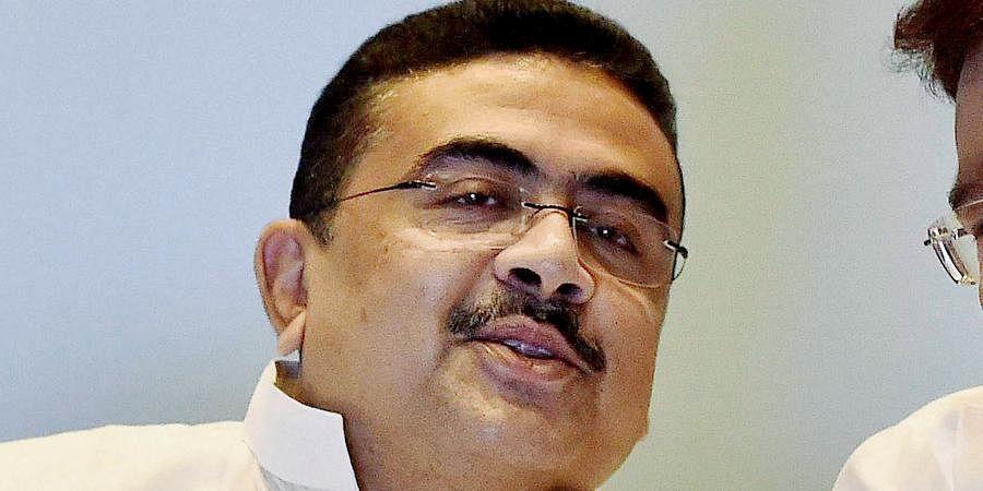 BJP leader Suvendu Adhikari