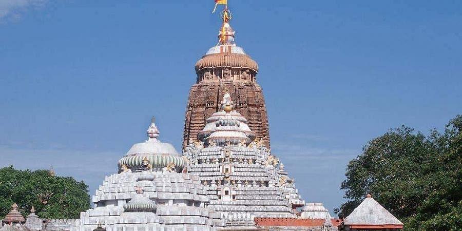 Puri's Jagannath temple