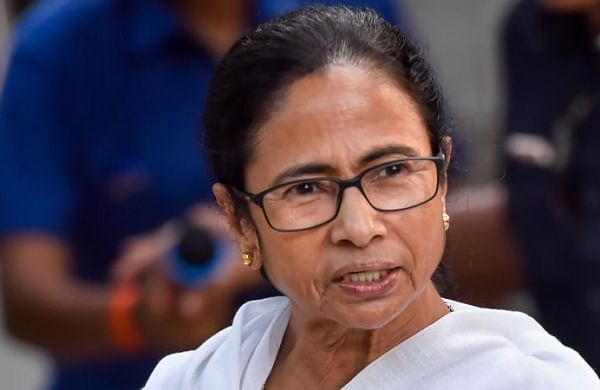 'Insulted' Mamata refuses to speak at Netaji event after 'Jai Shri Ram' slogans raised