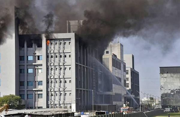 Serum Institute blaze:Five dead so far; Covishield facility unaffected