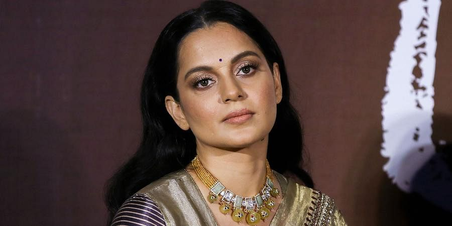 Bollywood actress Kangana Ranaut