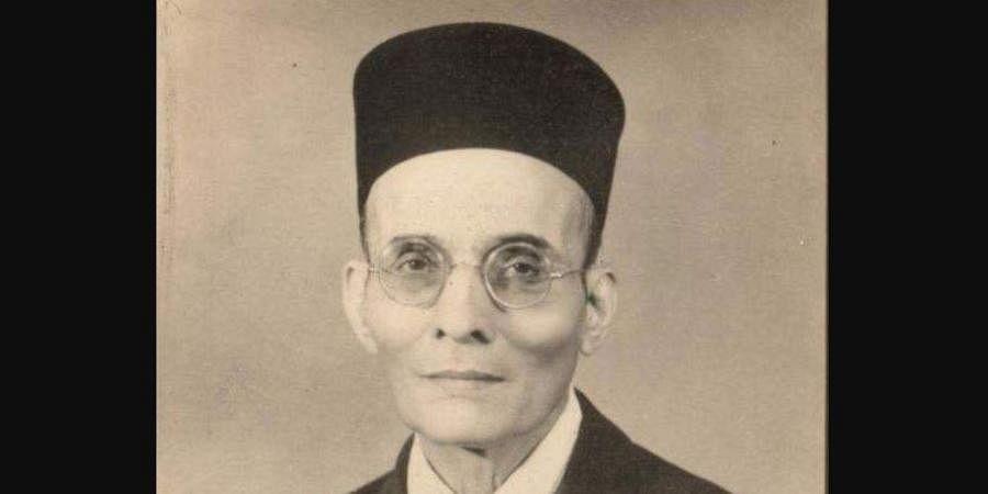 RSS ideologue Vinayak Damodar Savarkar