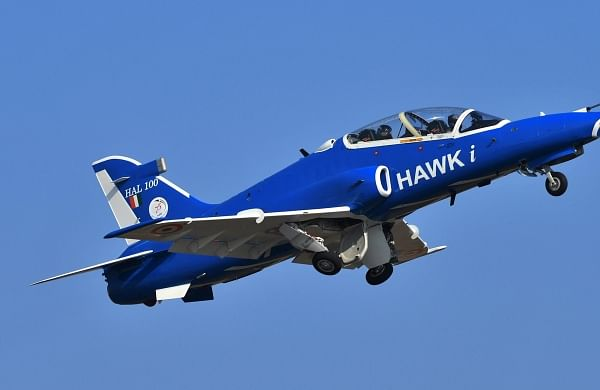 Maiden test of Smart Anti-Airfield Weapon from Hawk-i aircraft successful