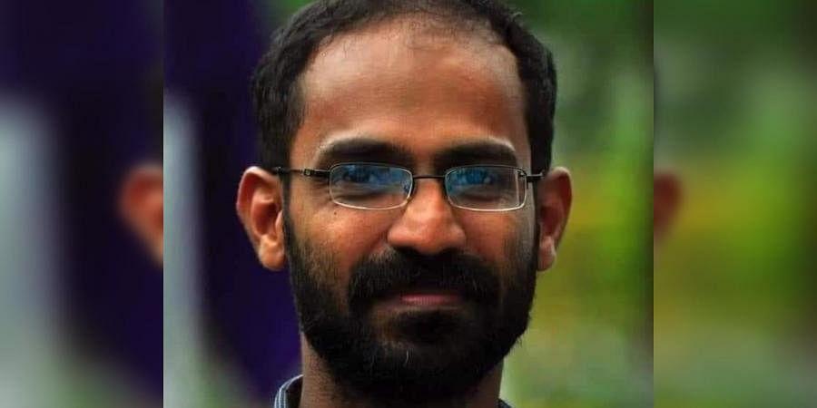 Journalist Siddique Kappan