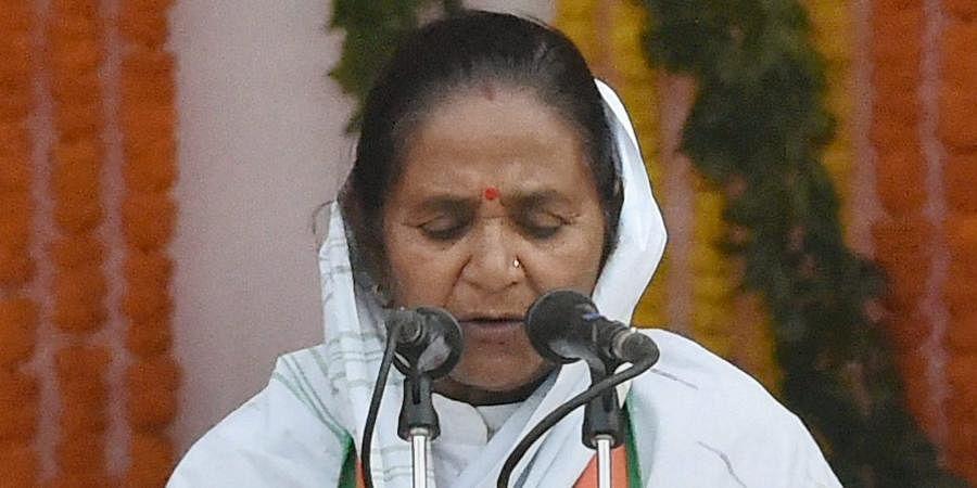Uttar Pradesh Minister Gulab Devi