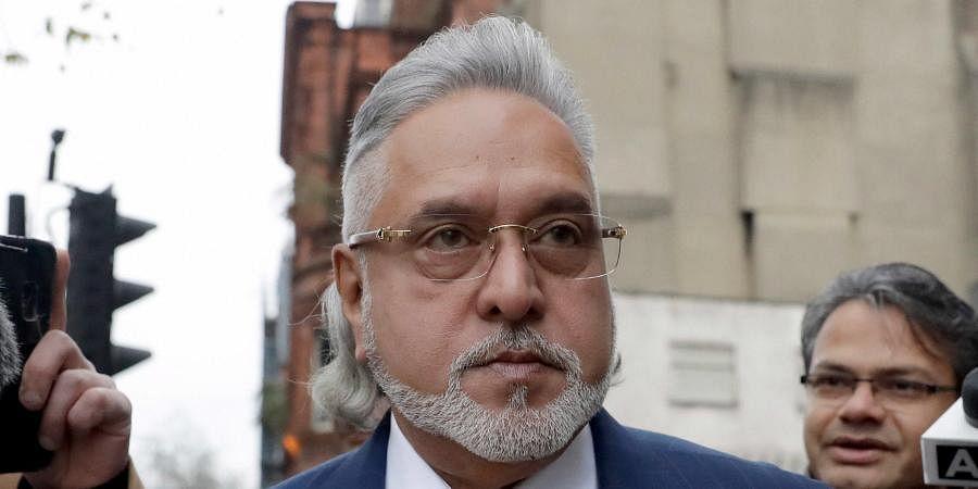 Embattled liquor tycoon Vijay Mallya