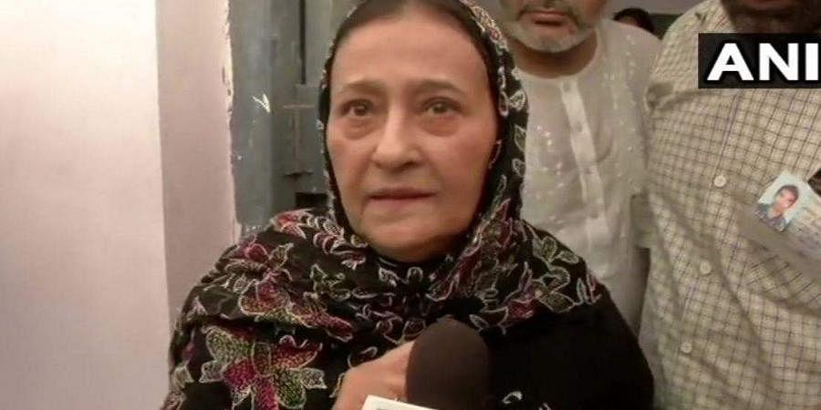 Samajwadi Party MP Azam Khan's wife Tanzeen Fatma