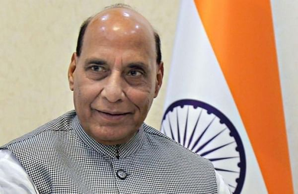 Balakot air strikes displayed India's strong will to act against terror: Defence Minister Rajnath Singh