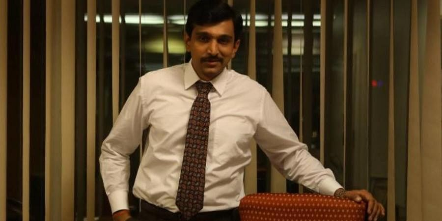 Bollywood actor Pratik Gandhi