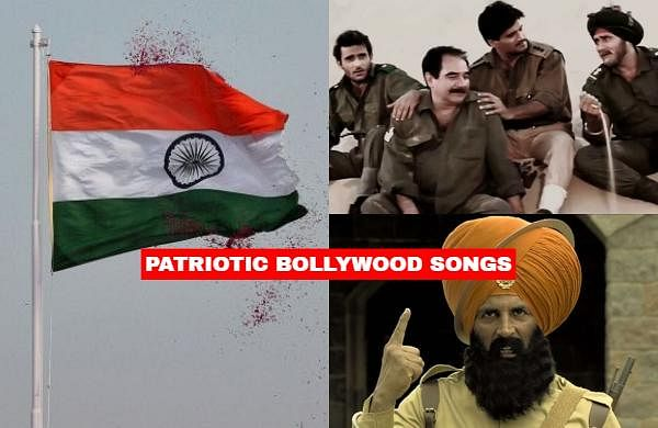 Many popular Hindi songs arouse the feeling of patriotism and pride in people. Bollywood has time and again showcased the struggle for freedom through movies and series. This Republic Day listen to these patriotic songs that will awaken the spirit of patriotism inside you.